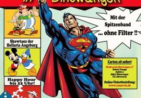 Rosenmontag: Comic-Helden