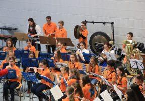Auszeichnung für beide Orchester des MVB