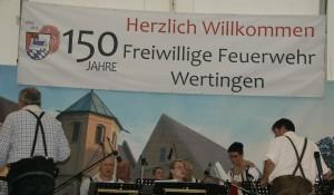 Wertinger Volksfest 2015
