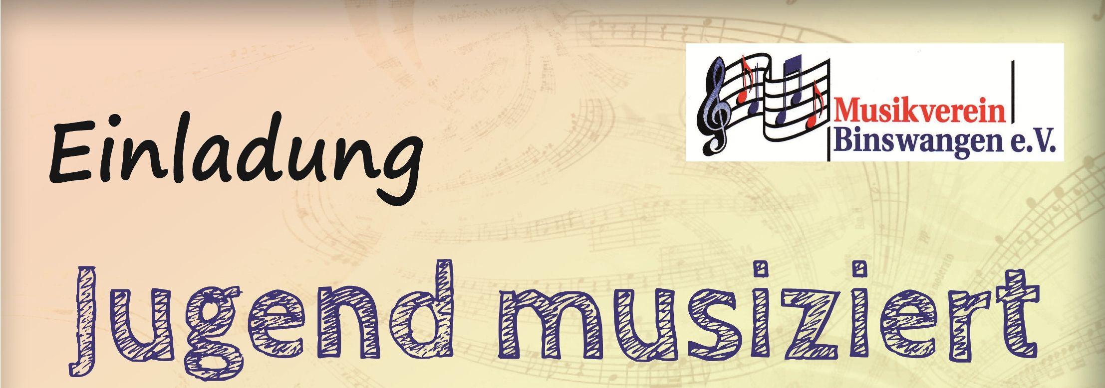 Binswanger Jugend musiziert
