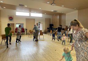 Musikalische Früherziehung beim Musikverein Binswangen